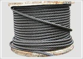 Cabluri de tractiune din otel